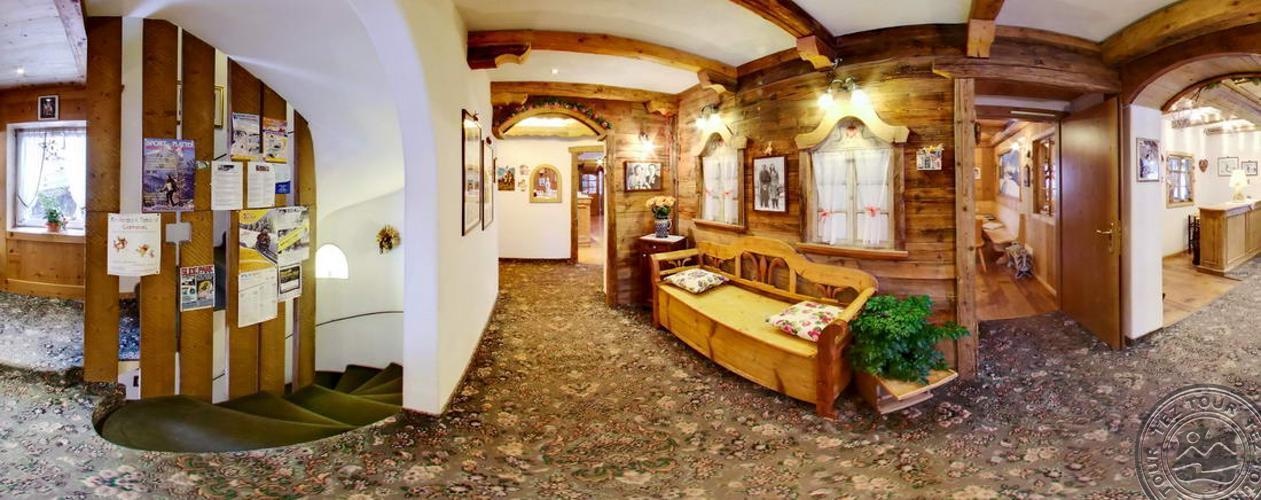 VILLA ADRIA HOTEL (ALBA DI CANAZEI) 3 * №7