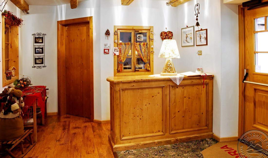 VILLA ADRIA HOTEL (ALBA DI CANAZEI) 3 * №12