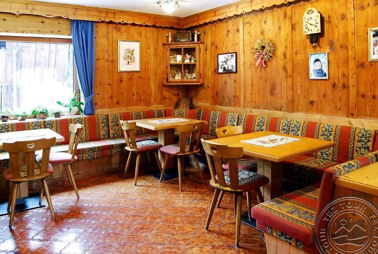 VILLA ADRIA HOTEL (ALBA DI CANAZEI) 3 * №17