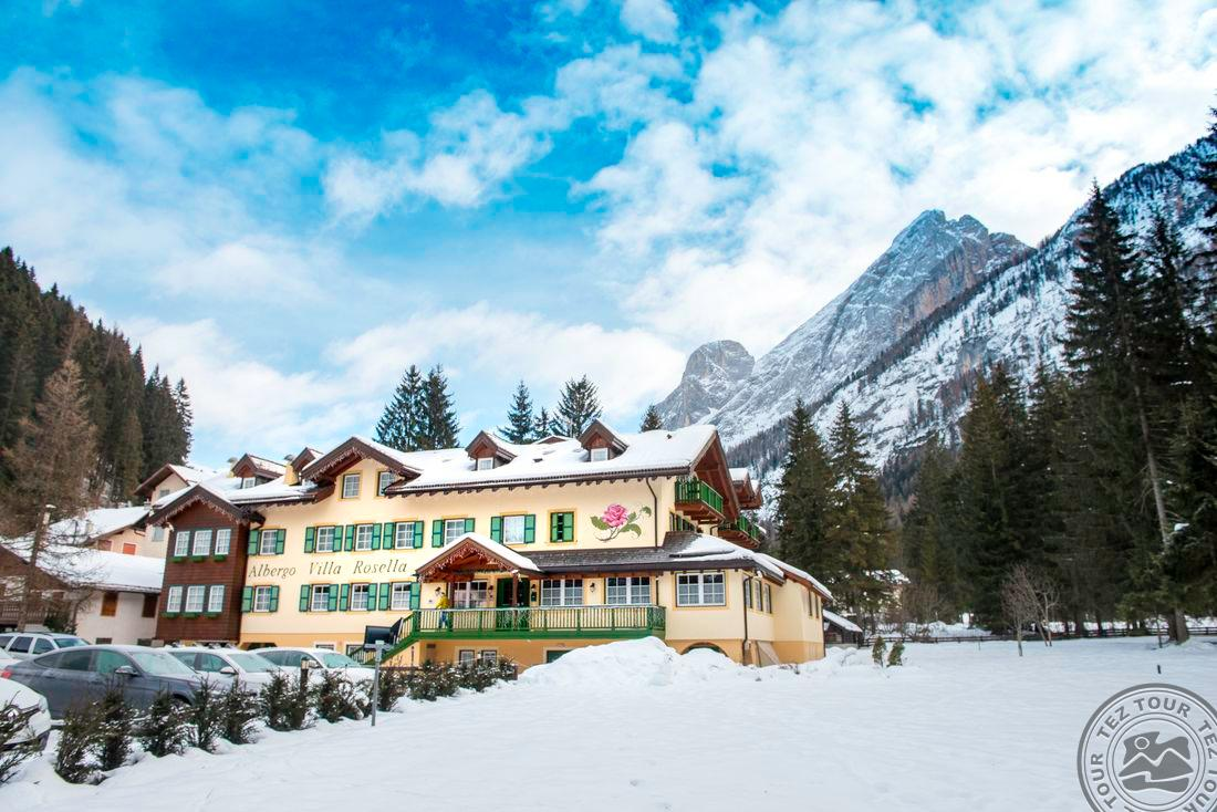 VILLA ROSELLA HOTEL (ALBA) 3 * №49