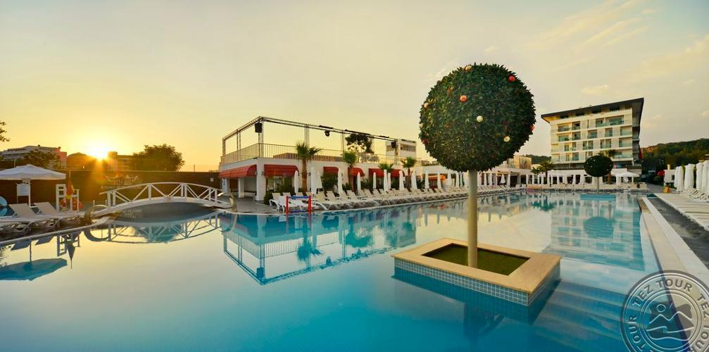 WHITE CITY RESORT HOTEL 5 * - Turkija