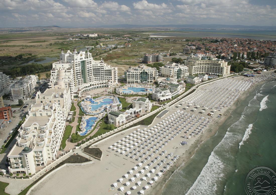 SUNSET RESORT - Поморие, Болгария