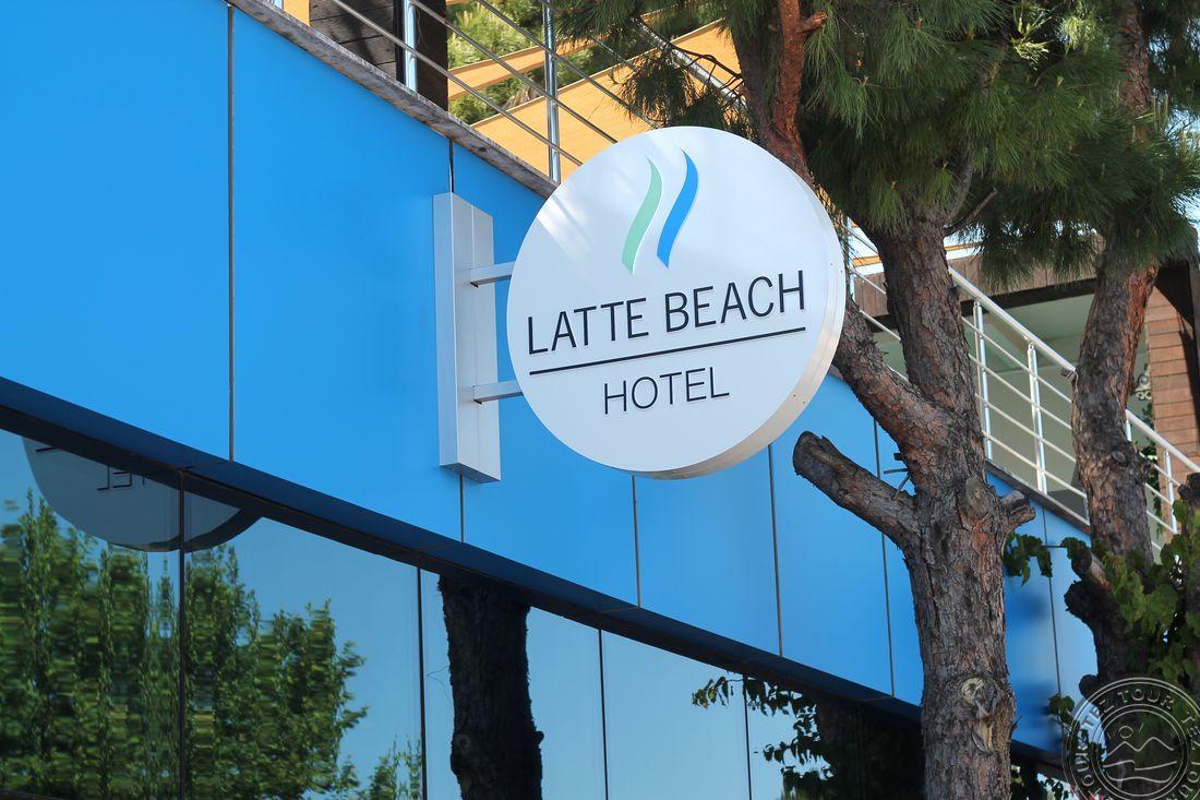 LATTE BEACH HOTEL 4 * №9