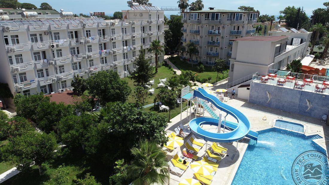 LATTE BEACH HOTEL 4 *