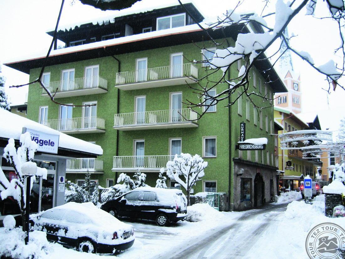 FRIEDRICHSBURG HOTEL GARNI (BAD HOFGASTEIN) 3 *