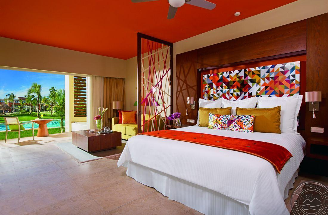 BREATHLESS PUNTA CANA RESORT & SPA 5 * №2