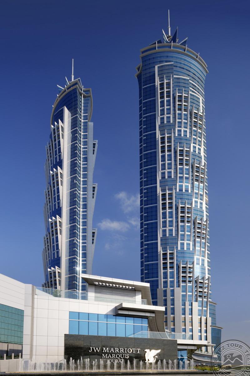 JW MARRIOTT MARQUIS DUBAI - Дубай - город, ОАЭ