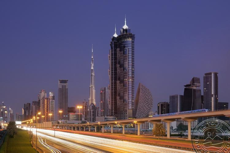 Jw Marriott Marquis Dubai 5 * - ОАЭ