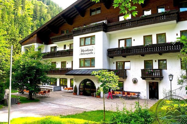EVIANQUELLE HOTEL (BAD GASTEIN) 3 * №7