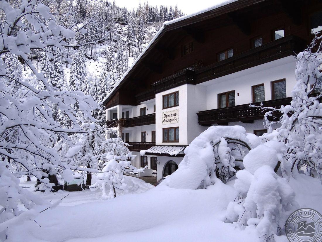 EVIANQUELLE HOTEL (BAD GASTEIN) 3 *