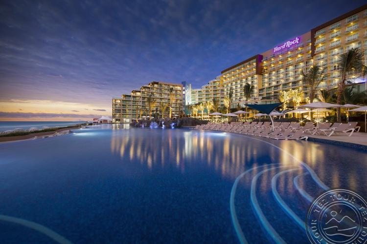 Hard Rock Hotel Cancun 5 * - Канкун, Мексика