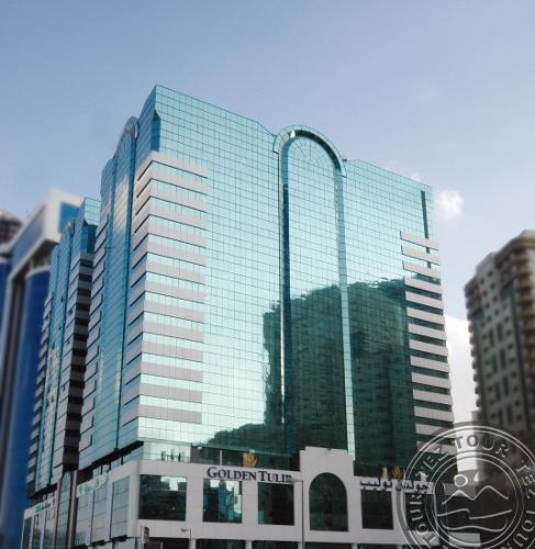 GOLDEN TULIP SHARJAH HOTEL APARTMENTS Apts - JAE