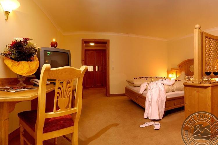 ALPIN JUWEL HOTEL (HINTERGLEMM) 4* Superior №21