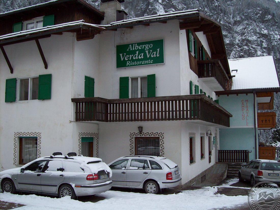 VERDA VAL HOTEL (CAMPITELLO) 2 * №16