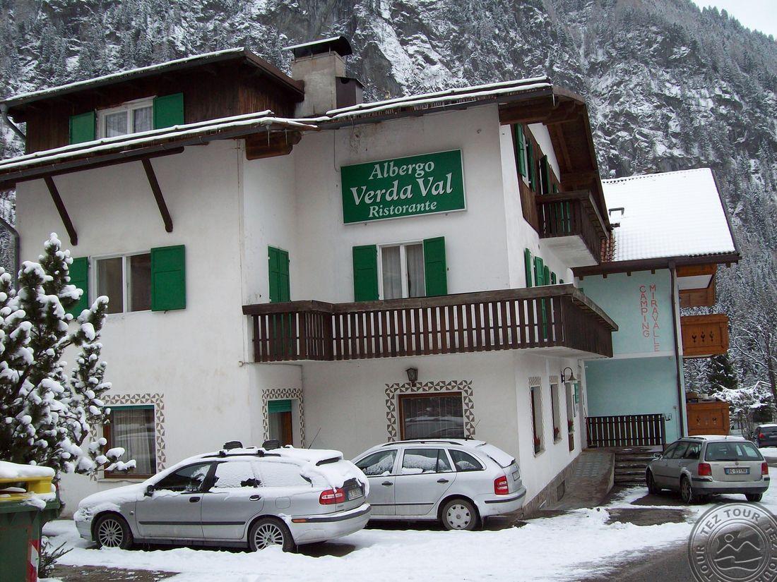 VERDA VAL HOTEL (CAMPITELLO) 2 * №18
