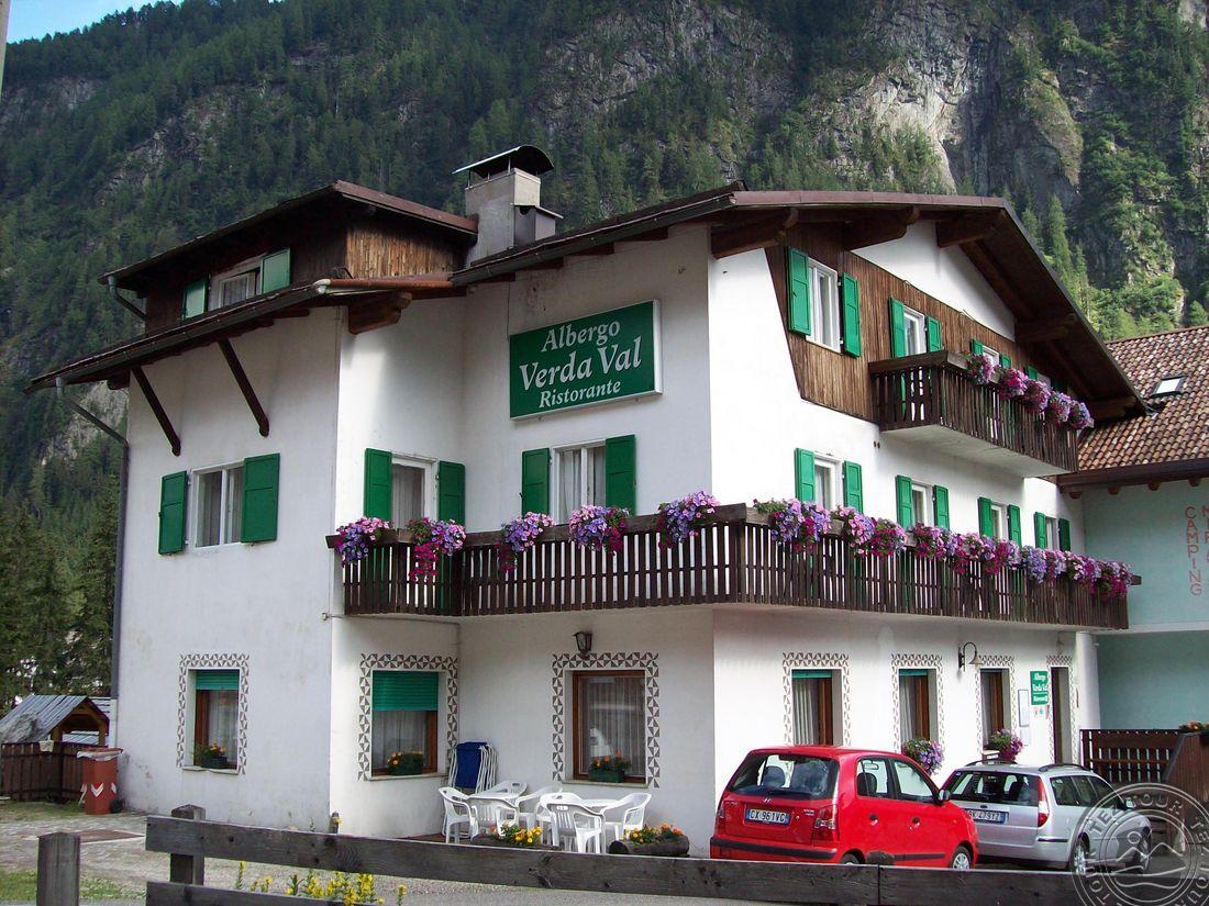 VERDA VAL HOTEL (CAMPITELLO) 2 * №19