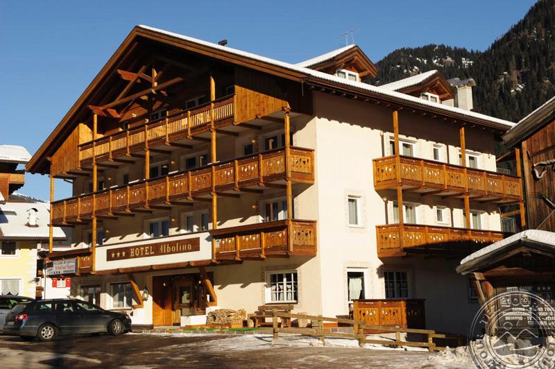 ALBOLINA ALPSTYLE HOTEL (ALBA DI CANAZEI) 3* Super №4