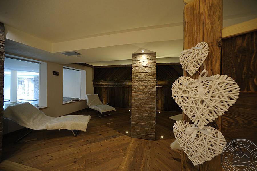 ALBOLINA ALPSTYLE HOTEL (ALBA DI CANAZEI) 3* Super №7