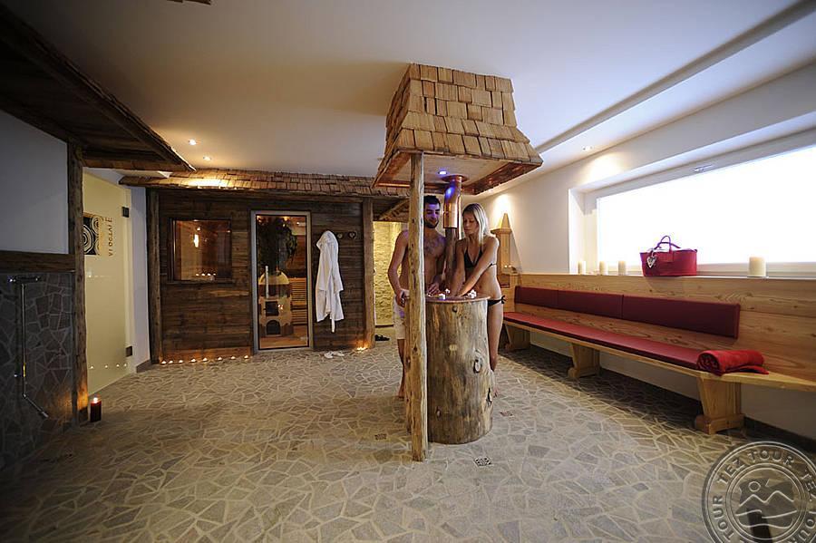 ALBOLINA ALPSTYLE HOTEL (ALBA DI CANAZEI) 3* Super №6