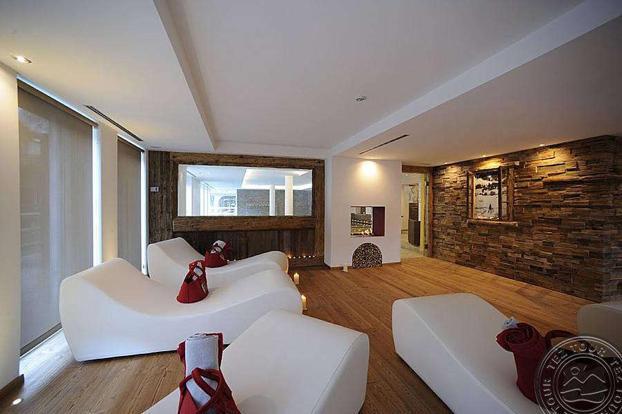ALBOLINA ALPSTYLE HOTEL (ALBA DI CANAZEI) 3* Super №10