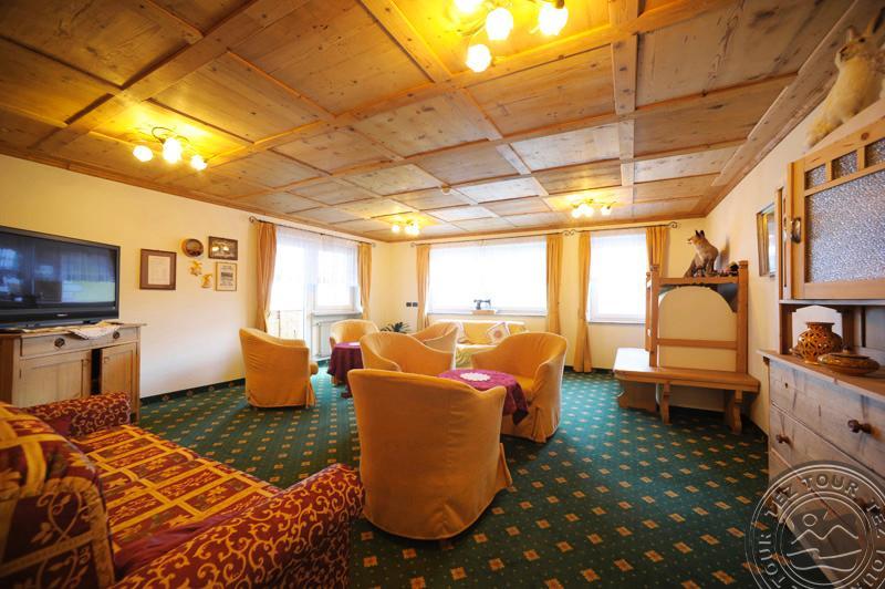 ALBOLINA ALPSTYLE HOTEL (ALBA DI CANAZEI) 3* Super №17