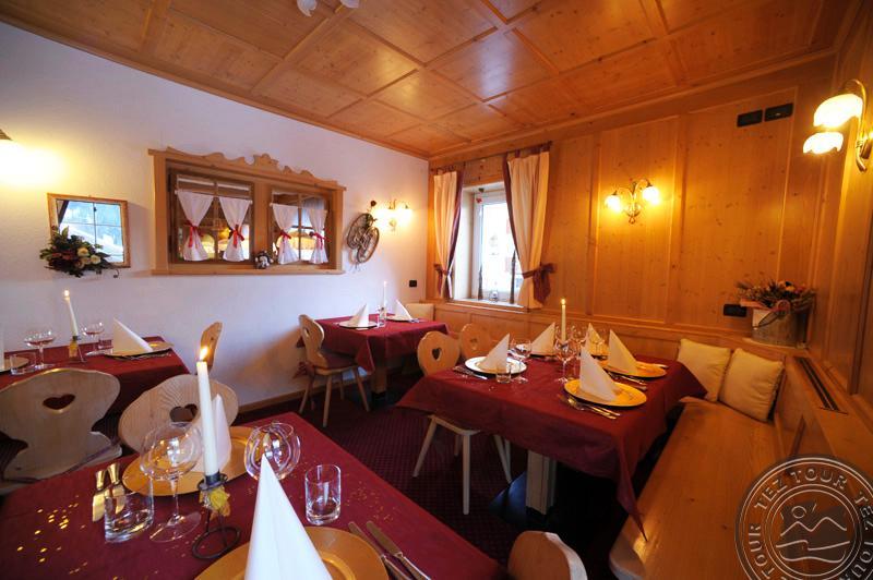 ALBOLINA ALPSTYLE HOTEL (ALBA DI CANAZEI) 3* Super №19
