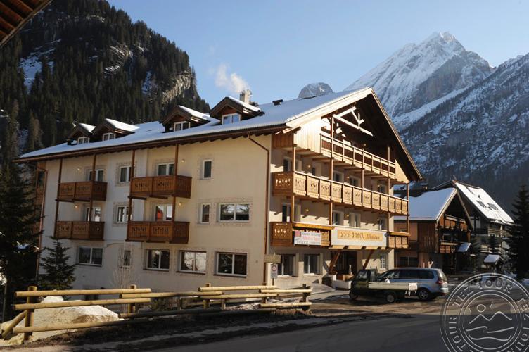 ALBOLINA ALPSTYLE HOTEL (ALBA DI CANAZEI) 3* Super №15