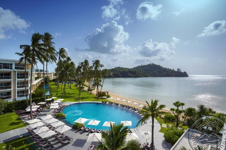 Crowne Plaza Phuket Panwa Beach 5 * - Пхукет, Таиланд