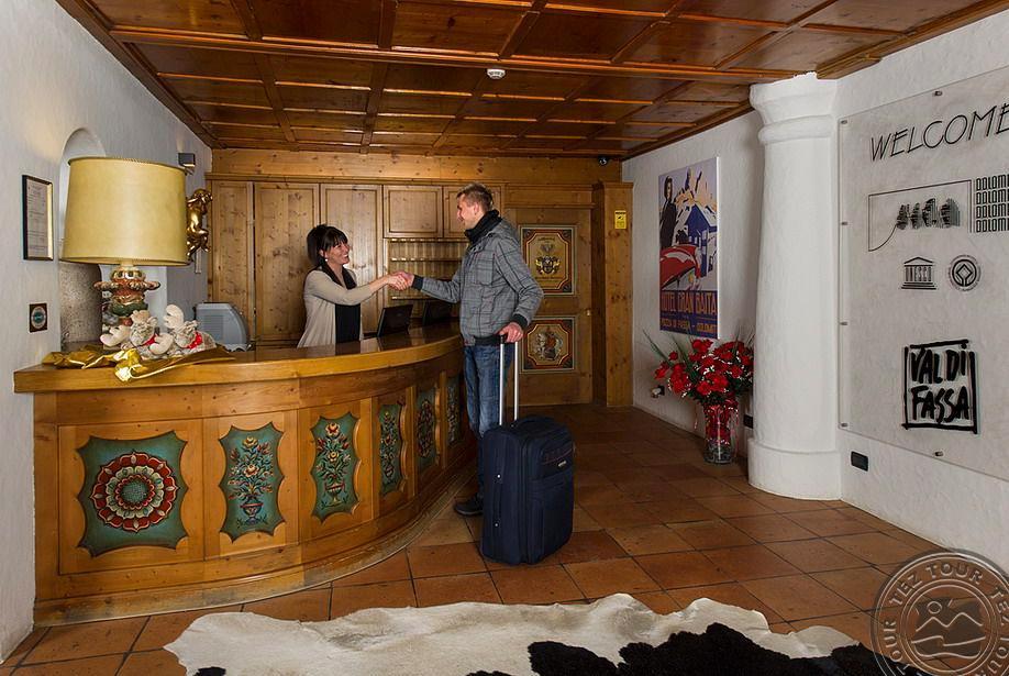 GRAN BAITA FAMILY HOTEL (POZZA DI FASSA) 4 * №19