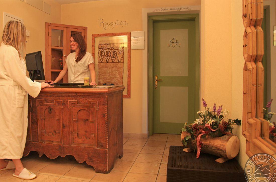GRAN BAITA FAMILY HOTEL (POZZA DI FASSA) 4 * №18