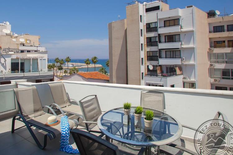 AMORGOS BOUTIQUE HOTEL 3 * - Larnaka, Kipras