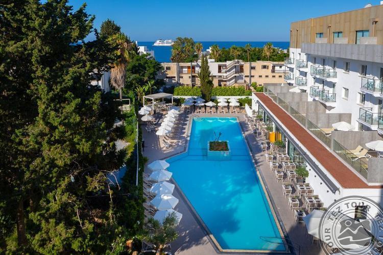 ANEMI HOTEL APARTS 3 * - Kipras