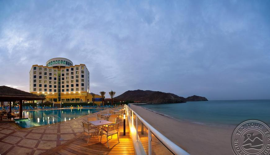 OCEANIC KHORFAKKAN RESORT & SPA 4 * - Хор-Факкан, ОАЭ