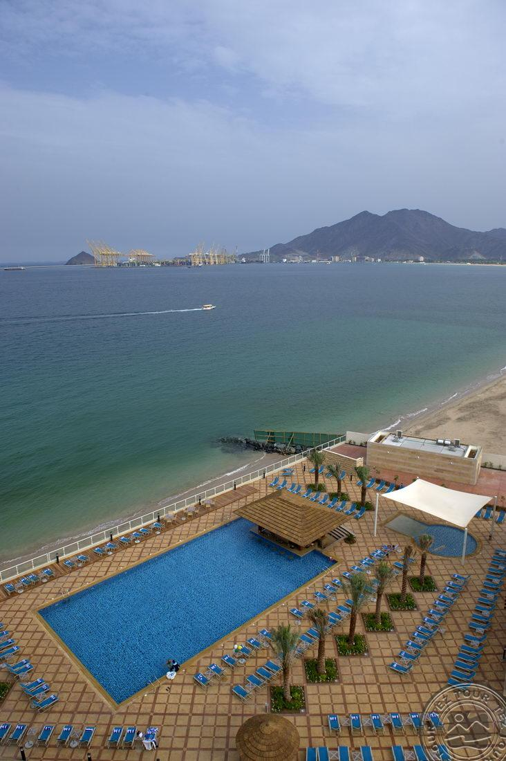 OCEANIC KHORFAKKAN RESORT & SPA - Хор-Факкан, ОАЭ