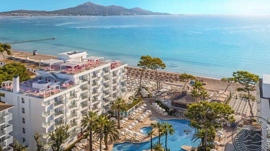 IBEROSTAR ALCUDIA PARK 4 * - Mallorca North, Spain