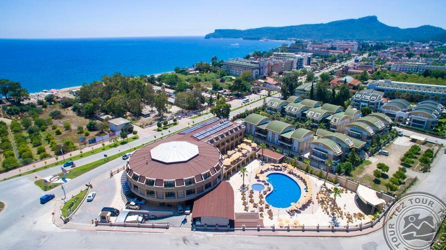 Elamir Resort Hotel 4 * - Кемер, Турция