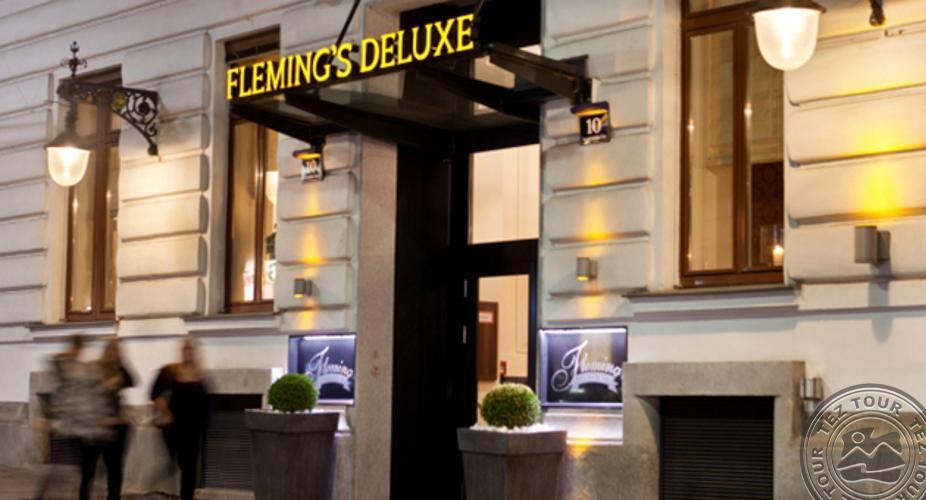 FLEMINGS SELECTION HOTEL WIEN CITY 4 * - Austrija