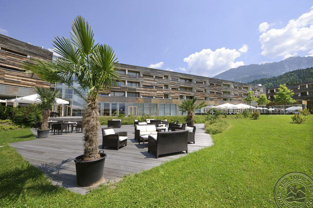 CARINZIA FALKENSTEINER HOTEL&SPA (TROEPOLACH) 4 * №35