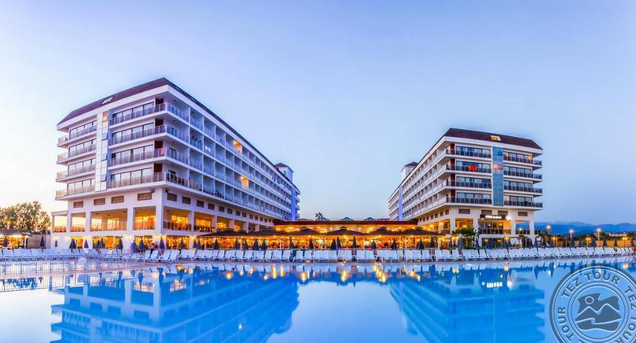 EFTALIA AQUA RESORT HOTEL 5 * - Alanija, Turkija