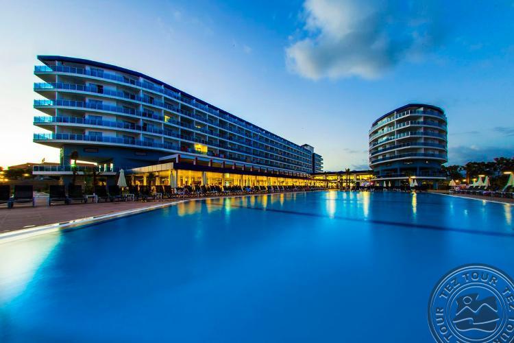 EFTALIA MARIN HOTEL 5 * - Alanija, Turkija