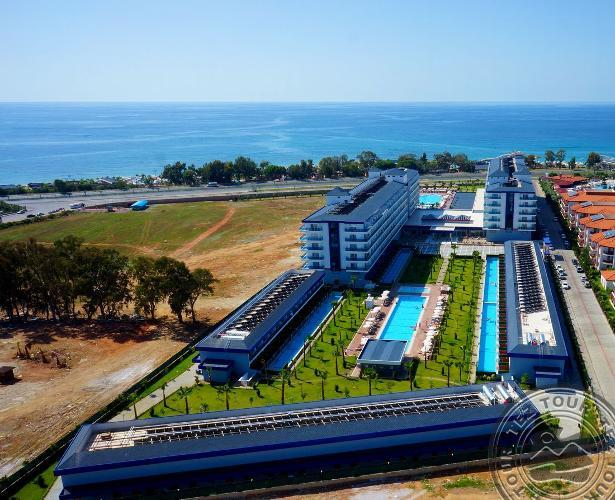 EFTALIA MARIN HOTEL - Alanija, Turkija