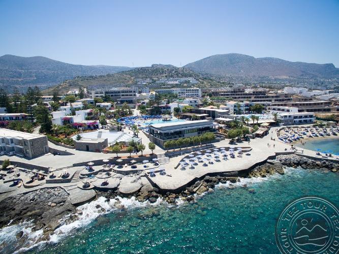 NANA GOLDEN BEACH 5 * - Graikija