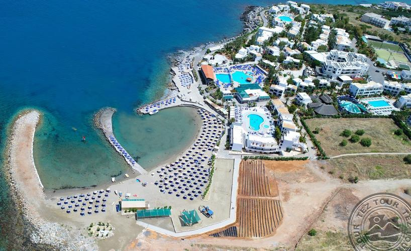 NANA BEACH RESORT HOTEL 5 * - Graikija