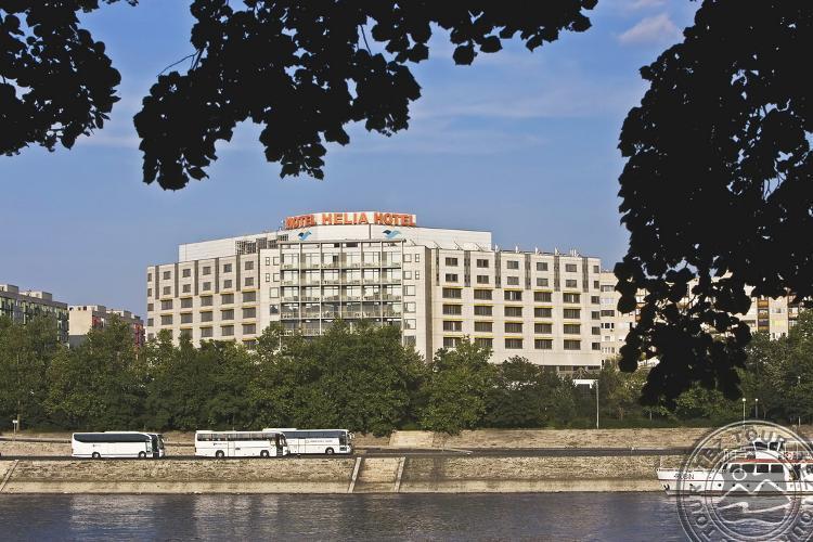 Danubius Hotel Helia 4 * - Будапешт, Венгрия