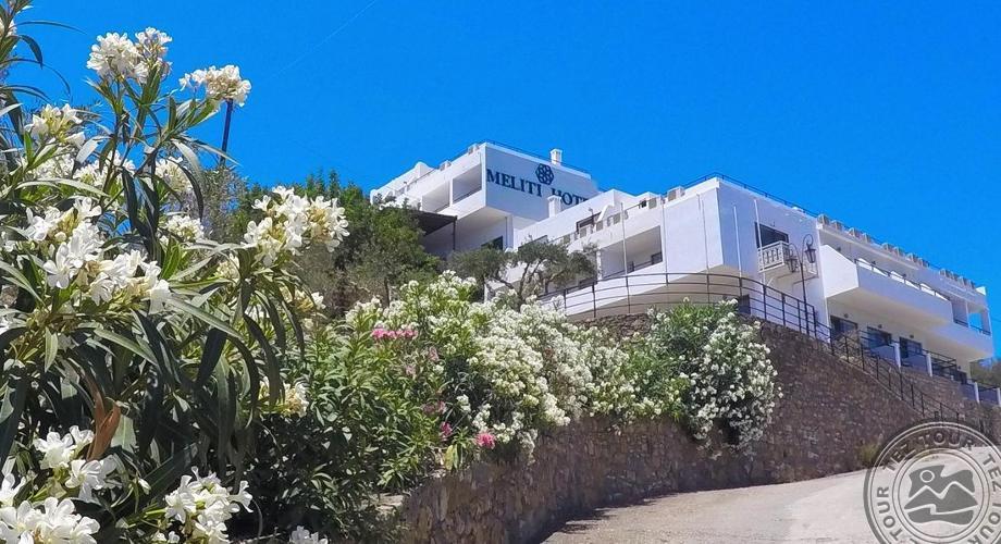 MELITI HOTEL 4 * - Kreta - Lasitis, Graikija