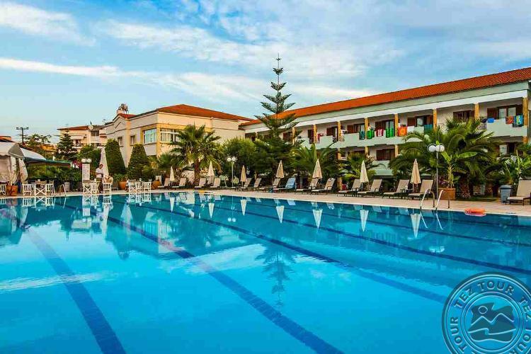 TRESOR SOUSOURAS HOTEL - Ханиоти, Греция