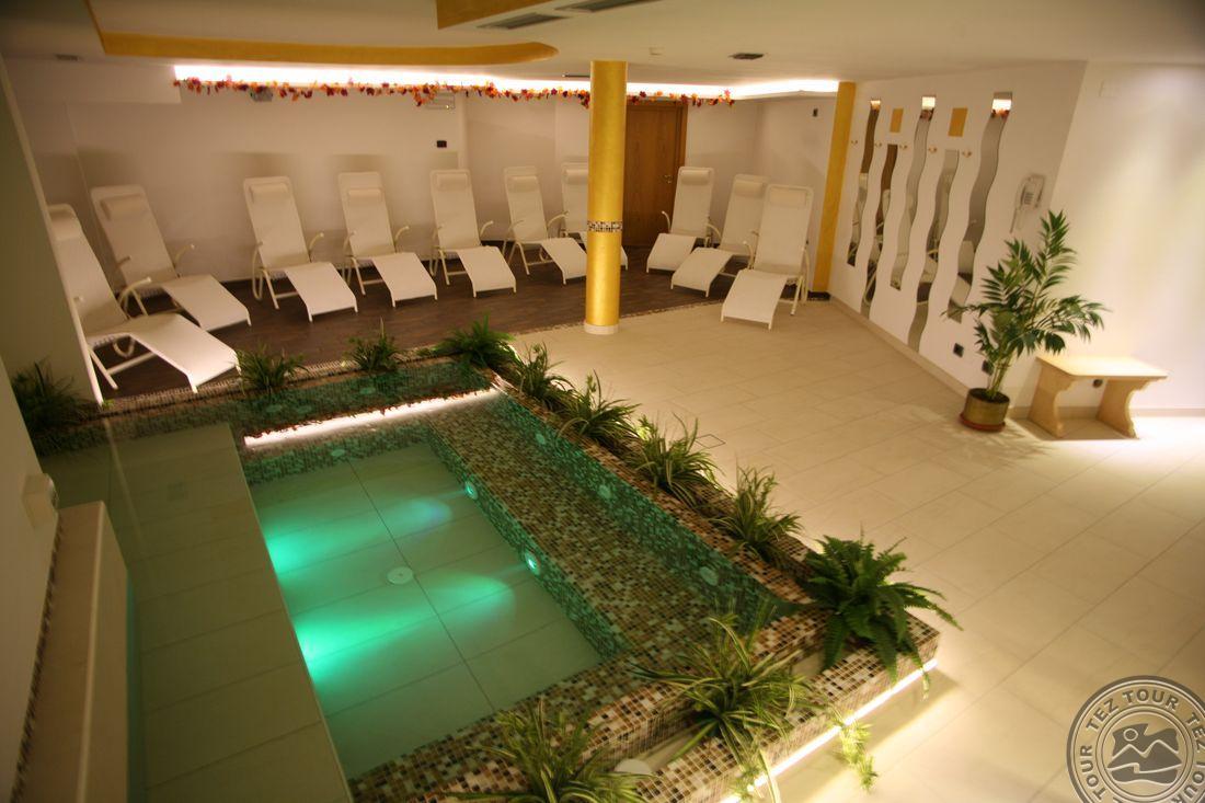 CHALET CAMPIGLIO IMPERIALE GARNI HOTEL (SANT ANTONIO DI MAVIGNOLA) 4 * №12