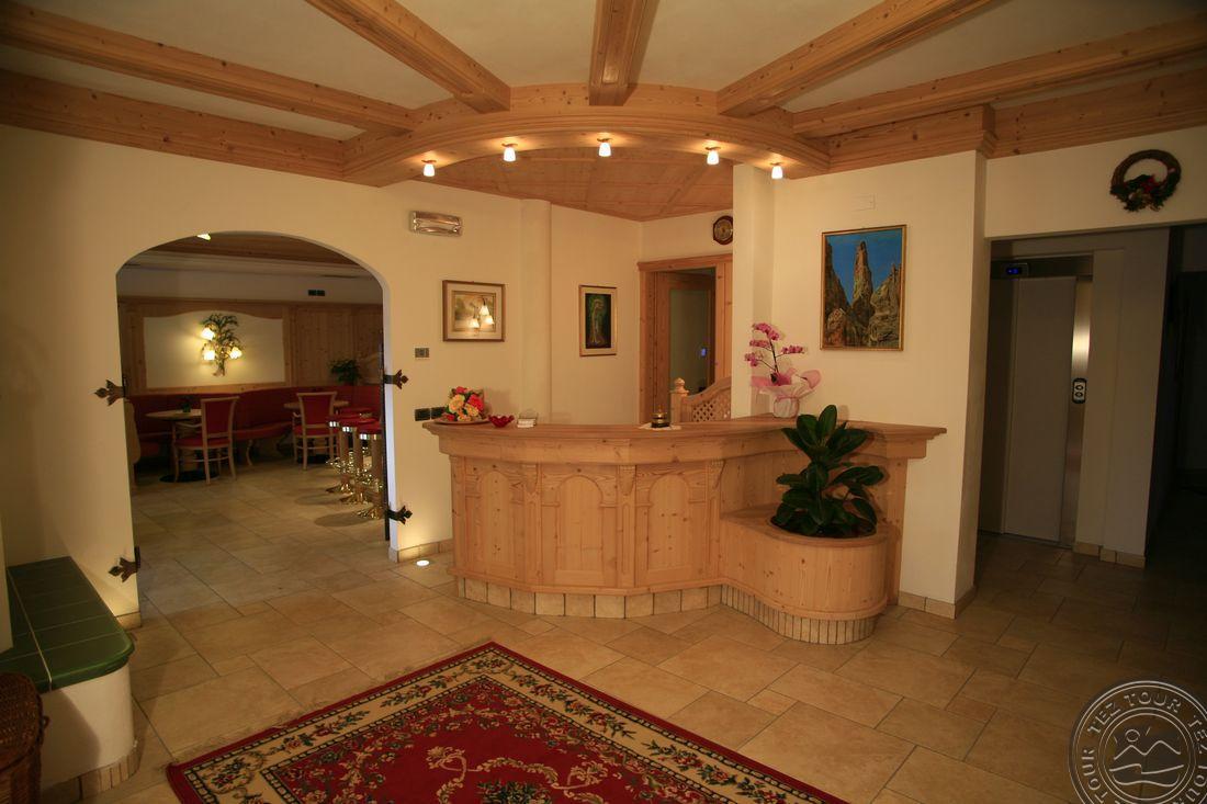 CHALET CAMPIGLIO IMPERIALE GARNI HOTEL (SANT ANTONIO DI MAVIGNOLA) 4 *