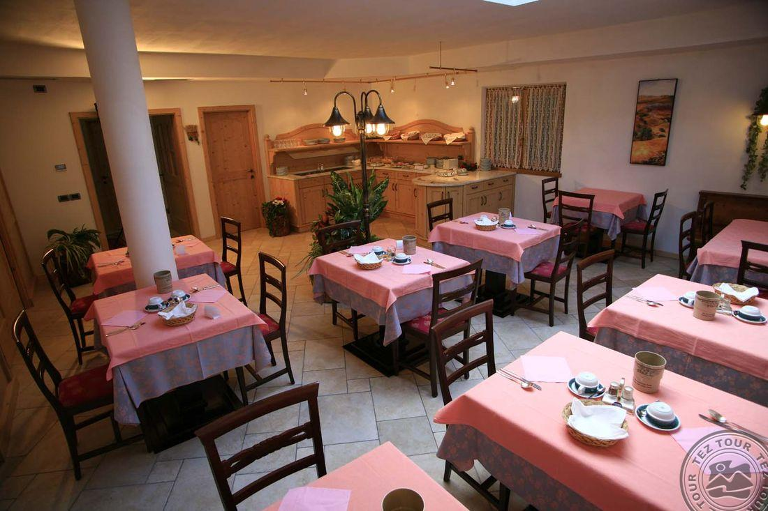CHALET CAMPIGLIO IMPERIALE GARNI HOTEL (SANT ANTONIO DI MAVIGNOLA) 4 * №2