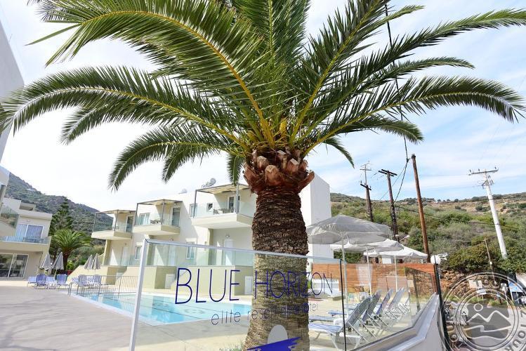 BLUE HORIZON APARTMENTS 3 * - Kreta - Retimnas, Graikija